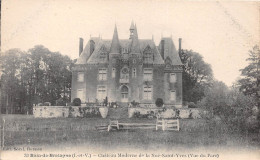 ¤¤  -   33   -  BAIN-de-BRETAGNE   -  Chateau Moderne De La Noé-Saint-Yves      -  ¤¤ - France