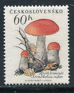 Czechoslovakia  Sc# 884  MNH  Mushrooms 1958 - Czechoslovakia