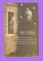 CPA  FANTAISE  COUPLES  ~  941  Nuit De Rêve  ( ACA  Artige  1915 ) - Autres