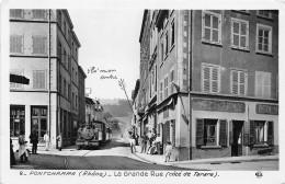 69 - Rhône - Pontcharra - Gare - Ligne Villefranche à Tarare - Pontcharra-sur-Turdine