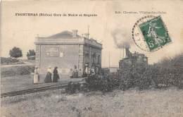 69 - Rhône - Frontenas - Gare De Moiré Et Bagnols - Ligne Villefranche à Tarare - Sonstige Gemeinden