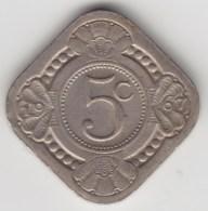 @Y@        Nederlandse Antillen  5 Cent   1967        (4034) - Antilles