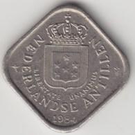 @Y@        Nederlandse Antillen  5 Cent   1984        (4036) - Antilles