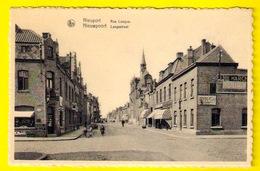 LANGESTRAAT Pub Au Bon Marche * Edit Boekhandel Dobbelaere Nieuwpoort * NIEUWPOORT * Heemkunde 3227 - Nieuwpoort
