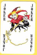 Joker Avec Sceptre - Verso Danseuse Degas - Speelkaarten