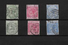 Gibraltar Small Queen Victoria Selection (4888) Unchecked - Gibraltar