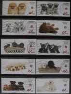 België 2015 Puppies - Honden - Chiens (klein Waardecijfer 1 - Fijne Tanding) - Gebraucht