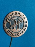 Z227 - SIBICE, DOLAC, PIN YUGOSLAVIA, MATCHES, Allumettes - Pin's