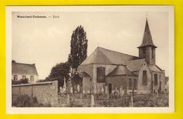 WATERLAND-OUDEMAN – KERK * Edit Maurice Verminck – De Roes Kruidenier Textiel * DESAIX * SINT-LAUREINS Heemkunde 3232 - Sint-Laureins
