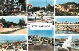 PIE-16-4378 : STELLA PLAGE - Francia