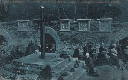 Irelande - Irland - Cork - Lone Gougane Barra - St. Finn Barre's Shrine - Religion Chemin De Croix Calvaire - 1905 - Cork