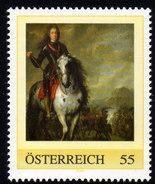ÖSTERREICH 2009 ** Prinz Eugen Von Savoyen / Feldherr - PM Personalized Stamp MNH - Geschichte