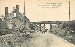 PIE-16-4387 : MAING  PONT DE FAMARS - France
