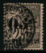 MARTINIQUE - YT 29 - TIMBRE OBLITERE - Martinique (1886-1947)