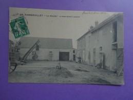 """CPA 78 RAMBOUILLET """"LA RUCHE"""" LA COUR DEVANT FERME - Rambouillet"""