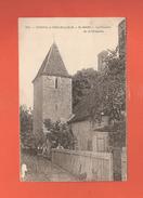 * CPA..dépt 58..CORVOL L' ORGEILLEUX :  Saint Marc - Le Clocher De La Chapelle    : Voir 2 Scans - Otros Municipios