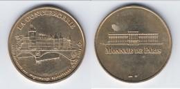 **** 75001 - PARIS - LA CONCIERGERIE 1998 - NON DATEE - MONNAIE DE PARIS **** EN ACHAT IMMEDIAT !!! - Monnaie De Paris