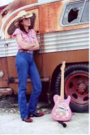 - Photographie De La Chanteuse Country Lilly West - - Fotos
