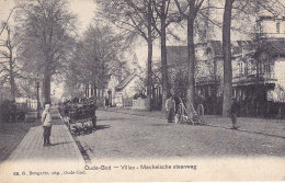 Oude-God - Villas - Mechelsche Steenweg (top Animation, Attelages Chiens Honden , G. Bongartz, 1910) - Mortsel