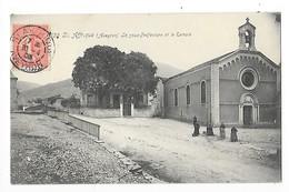 St-Afrique  (cpa 12)   La Sous-préfecture Et Le Temple-     - L 1 - Saint Affrique