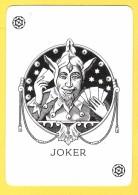 Joker - EXTRA étoiles Noires - Verso Rouge - Speelkaarten