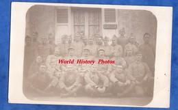 CPA Photo - Portrait De Poilu Du 38e Régiment - Panneau Coiffeur - WW1 Soldier Soldat - Guerra 1914-18