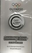 RIO 2016 , OLYMPIC CHANNEL  XXXI Olympiad - Olympic Games