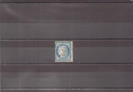 FRANCE 1871 N° 60 B OBLITERE - 1871-1875 Cérès