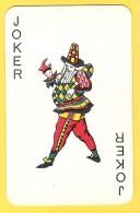 Joker - Verso Lucas Bols Liqueurs Gins - Speelkaarten