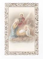 Santini - NATIVITA' - Mis.5,5x8,3 (n°14) - Images Religieuses
