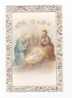 Santini - NATIVITA' - Mis.5,5x8,3 (n°16) - Images Religieuses
