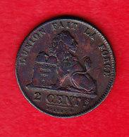 BELGIUM MORIN CAT N° 93 UNC  1844  (A29) - 1831-1865: Leopold I