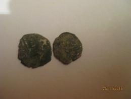 Ethiopie: 2 Monnaies De Harar (Mahalak) - Ethiopie