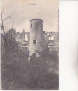 CPA (54) NOMENY.  Ruines Du Château....C887 - Castles