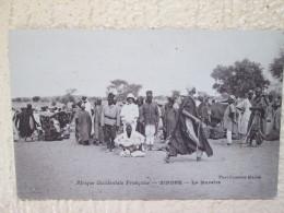 AFRIQUE OCCIDENTALE .  NIGER . ZINDER . LE MAREHE - Niger
