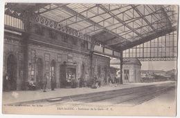 Bar Le Duc-interieur De La Gare - Bar Le Duc