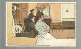 """- **  Collection  """""""" De Ci, De-là""""""""-illustrateur: Amédéé LYNEN.-----------Nr.55 - Lynen, Amédée-Ernest"""