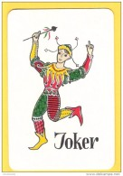 Joker Dansant - Verso Rouge - Speelkaarten