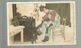 """- **  Collection  """""""" De Ci, De-là""""""""-illustrateur: Amédéé LYNEN.-----------Nr.122 - Lynen, Amédée-Ernest"""