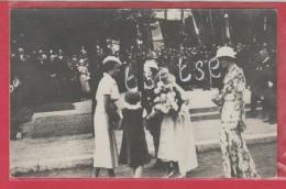 Namur - Visite De La Reine Astrid ... Carte Photo ( Voir Verso ) - Namen