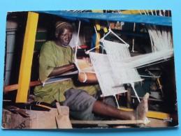 TISSERAND / Anno 19?? ( Zie Foto Details ) !! - Sénégal