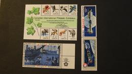 United States Boston Tea Party Bk 4 Soyuz Pair Wildlife Bk 8 Moose Fox Racoon Jay Cardinal More MNH  A04s - Blocks & Sheetlets