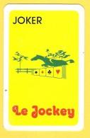 Joker Le Jockey (cheval, Horse, équitation) - Speelkaarten
