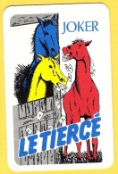 Joker Le Tierçé (cheval, Horse, équitation) - Speelkaarten