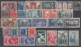 Frankreich Lot ältere Marken Gestempelt Ansehen !!!!!!!!!!!!! - Briefmarken