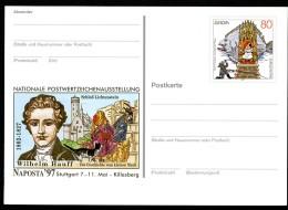 BUND PSo46 Sonderpostkarte HAUFF: KLEINER MUCK ** 1997 - [7] West-Duitsland