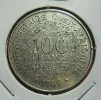 West African States 100 Francs 1969 - Monnaies