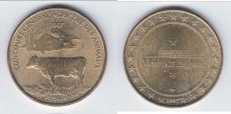 **** 75015 - PARIS - CONCOURS GENERAL AGRICOLE - LA VOSGIENNE 2007 - MONNAIE DE PARIS **** EN ACHAT IMMEDIAT !!! - Monnaie De Paris