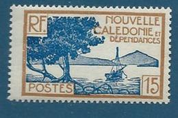 Nouvelle Calédonie-  N° 144 *  Légère  Cw1117 - Unused Stamps