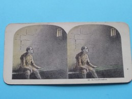 IN CONFINEMENT ( 20 ) Militair : Zie Foto´s Voor Detail ! - Stereoscopic